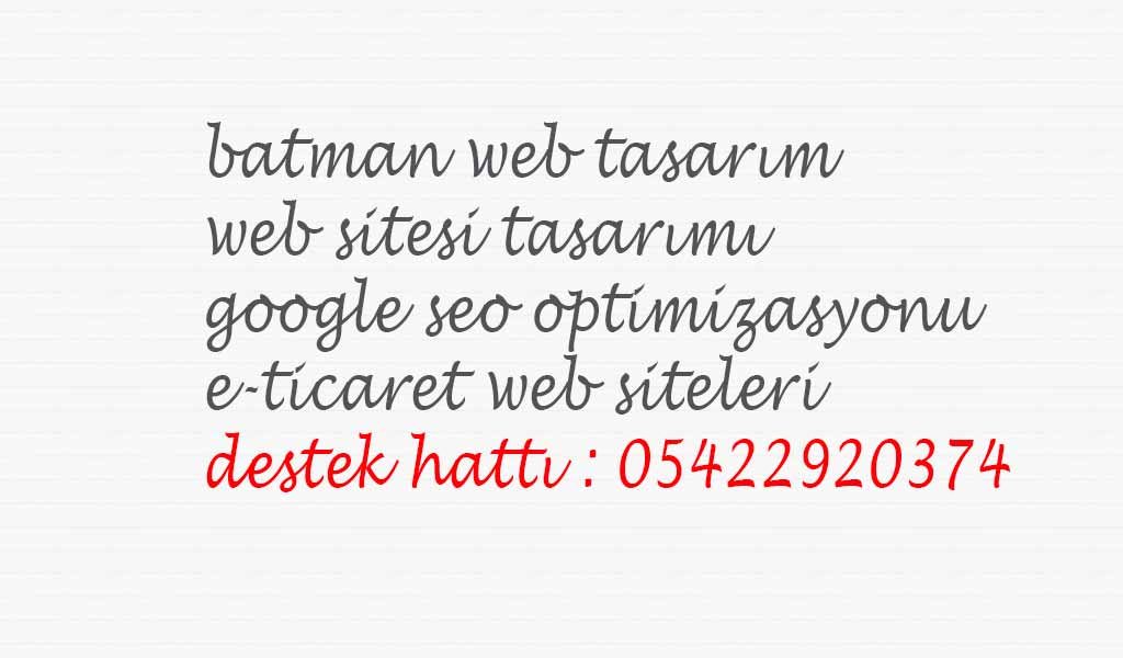 batman-web-tasarim